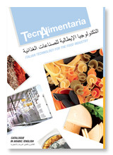 TecnAlimentaria Catalogo Arabo-Inglese_Catalogue Arabic-English 2010 – Food