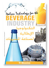 TecnAlimentaria Catalogo Arabo-Inglese_Catalogue Arabic-English 2011 – Beverage