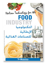 TecnAlimentaria Catalogo Arabo-Inglese_Catalogue Arabic-English 2011 – Food